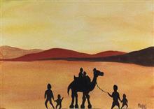 Khula Aasmaan theme - Desert