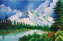 Khula Aasmaan theme - Mountains