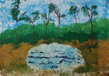 Painting  by Vidisha Vimal Ajmera - Forest