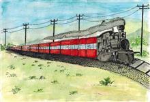 Khula Aasmaan - Railway