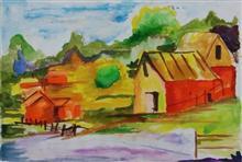 Khula Aasmaan theme - Houses