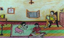 Painting  by Amey Sandeep Sawant - Living Room
