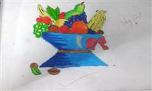 Painting  by Amey Sandeep Sawant - Fruits