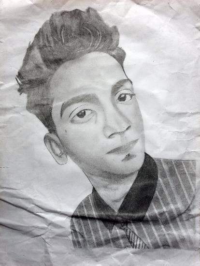 Painting  by Ankit Sharma - Its Me