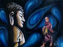 Khula Aasmaan theme - Buddhism