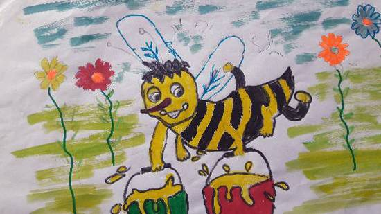 Painting  by S Sanjaykumar - Buzz