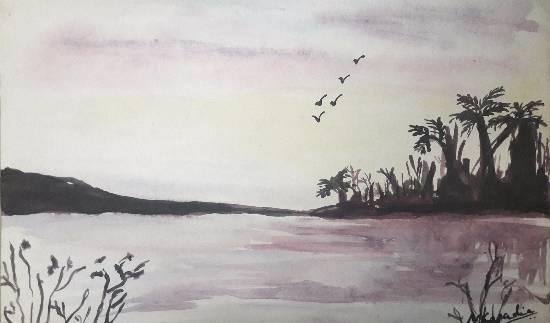 Khula Aasmaan - Lake