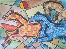 Khula Aasmaan theme - Horse
