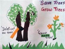 Painting  by Jannat  - Environment