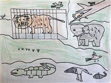 Painting  by Rajveer Singh - Animals