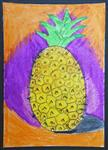 painting by Swanandi Ananda Babrekar - Fruit