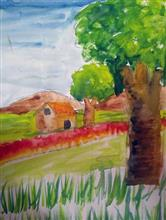 Painting  by Toshani Mehra - Landscape