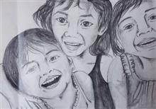 Khula Aasmaan theme - Figurative
