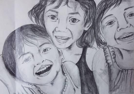 Khula Aasmaan - Friends