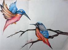 Khula Aasmaan theme - Birds