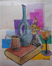 Painting  by Rhea Parag Shah - Still life
