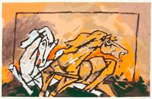 Indiaart - Horse Artwork