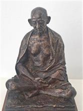 Sadashiv Sathe - In stock sculpture