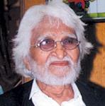 Artist M. F. Husain