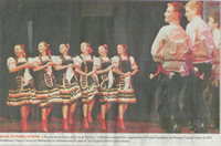 Media coverage for Rainbow - Russian Folk Dance