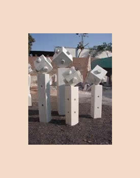 Hemant Joshi Exhibition of Sculptures