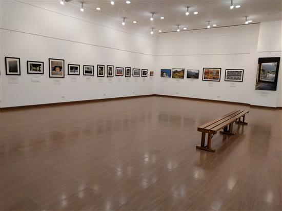 My pictures with their little stories by Milind Sathe, Nehru Centre Art Gallery, Mumbai