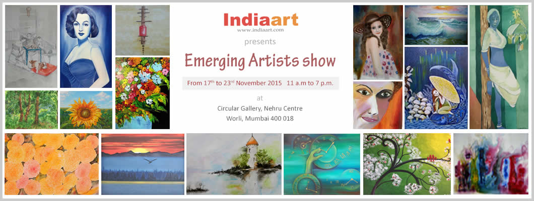Emerging Artists Show - 2015