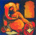 Ganesha - 1 Theme, 50 Artists, 100 Paintings