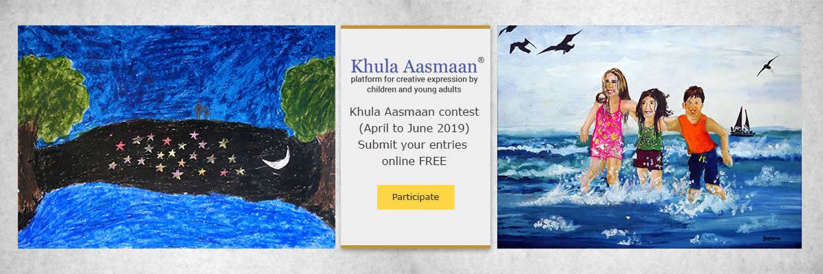 Khula Aasmaan Contest : April to June 2019