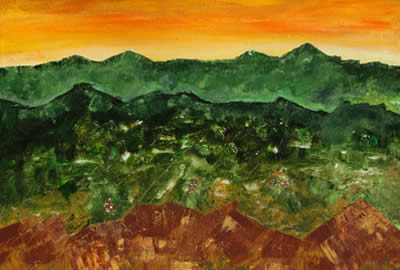 Art, Artworks and paintings for Landscape theme in Indiaart.com