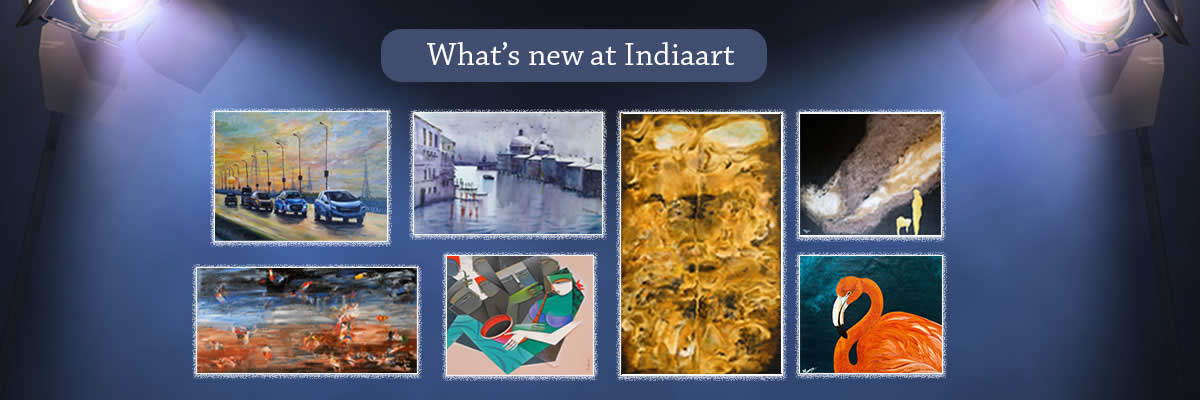 What's new at Indiaart