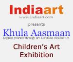Khula Aasmaan - Children's Art Exhibition - 2016