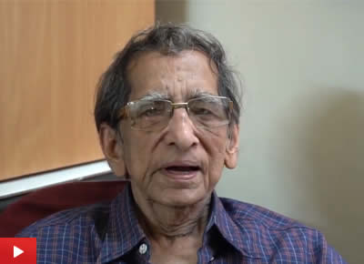 S D Phadnis talks about illustrator and cartoonist late Vasant Sarwate