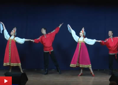 Russian Dance and Music Concert at Pune