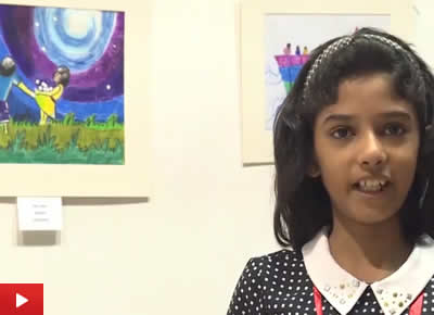 Listen to children, parents at Khula Aasmaan art exhibition of medal winning artworks
