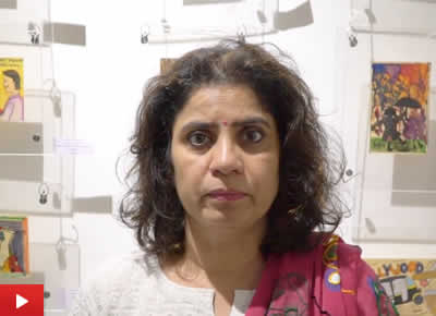 Art teacher Swati Kunte on Khula Aasmaan
