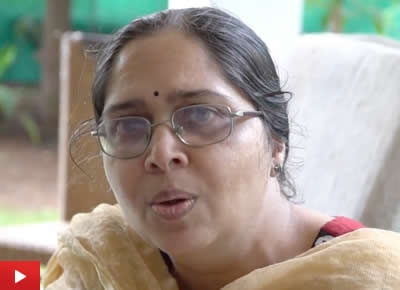 Aparna Kirsur, a parent, talks about what she feels about Khula Aasmaan