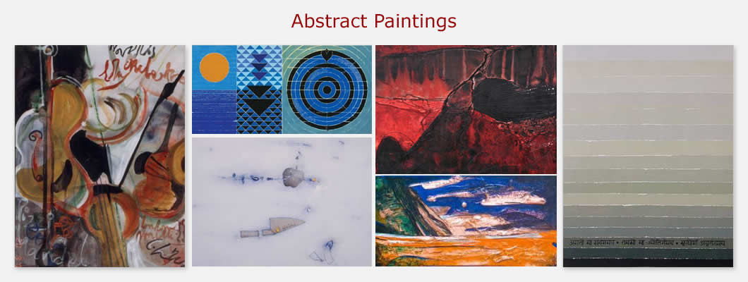 Indiaart.com - Abstract Paintings