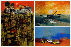 Indiaart - Abstract Paintings