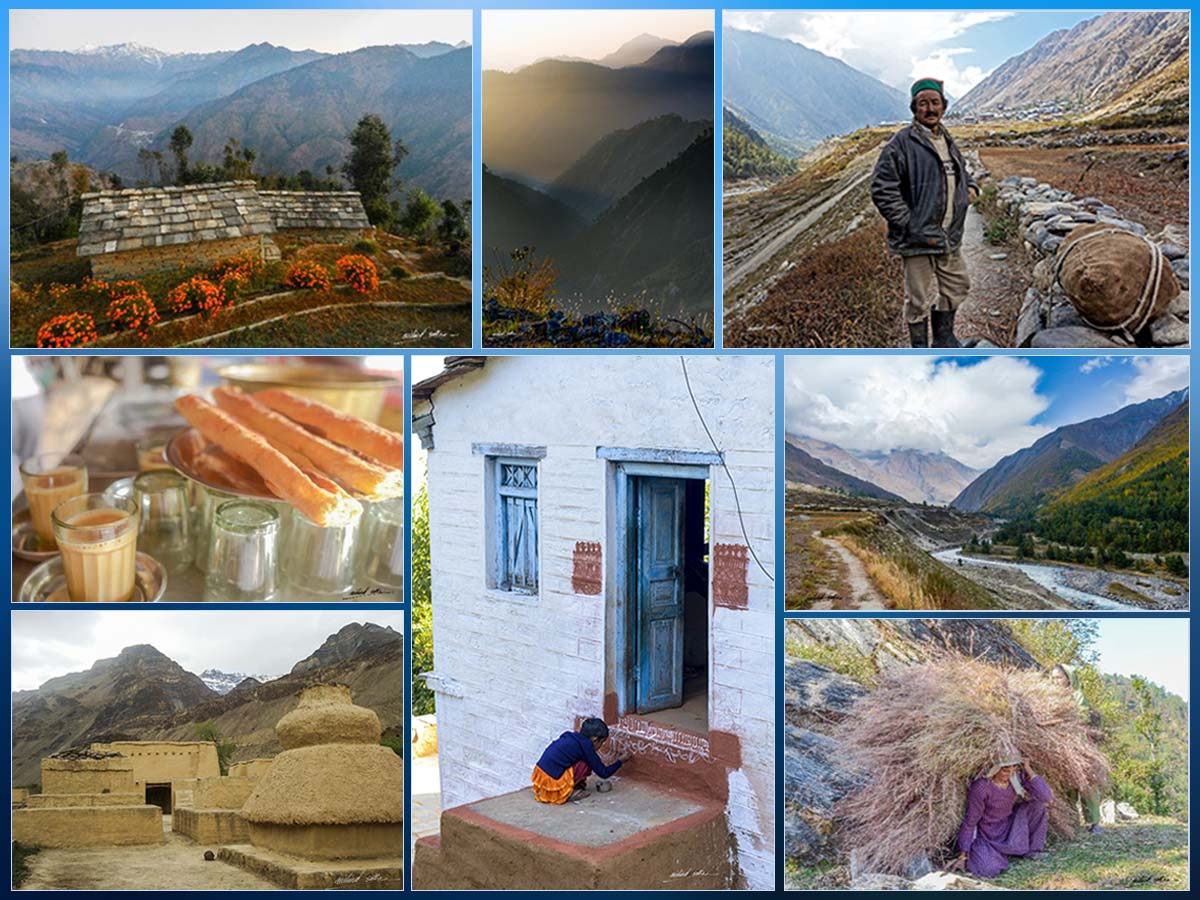 Call of the Hills photographs and writing by Milind Vishwas Sathe