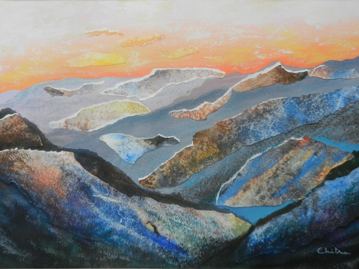 Call of the Hills by Chitra Vaidya