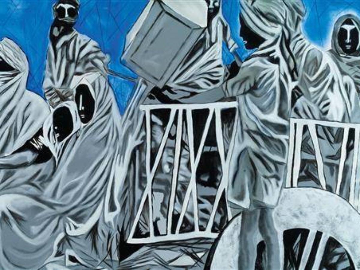 Contradictions by Raqesh Vashisth