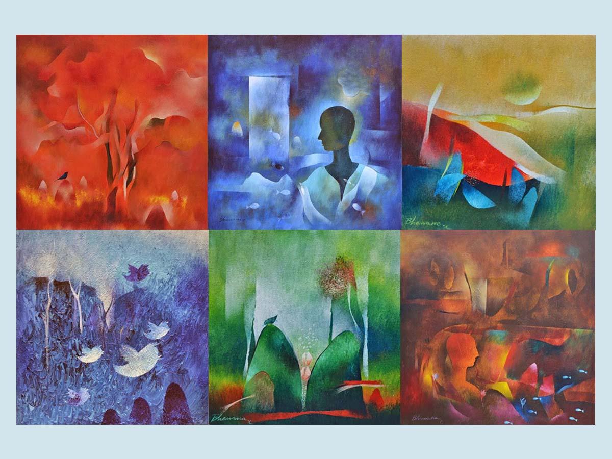 The Solitary Reaper by Bhawana Choudhary