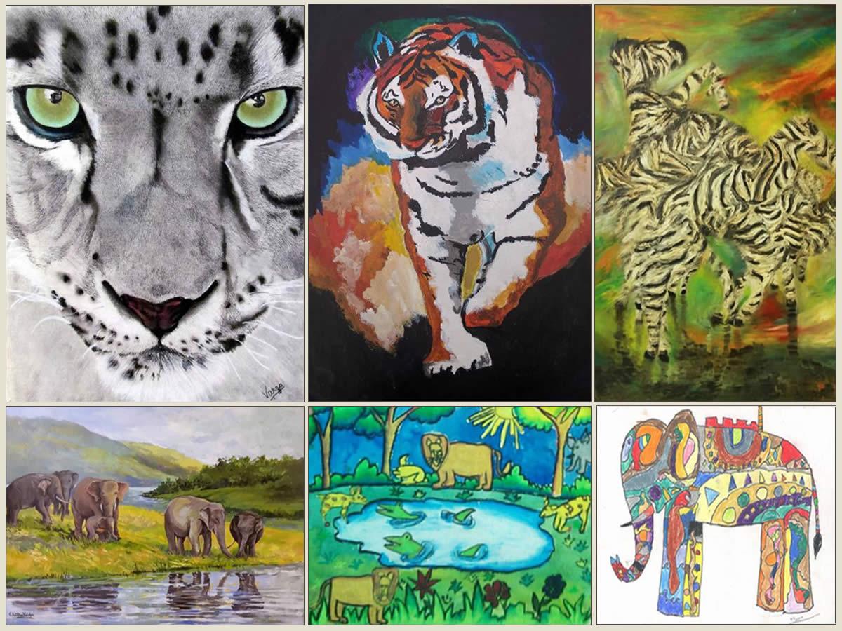 World Wildlife Day on Indiaart.com