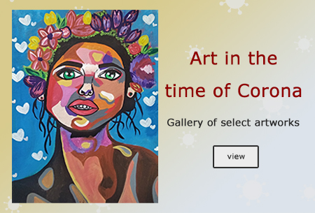 Art in the time of Corona - Gallery