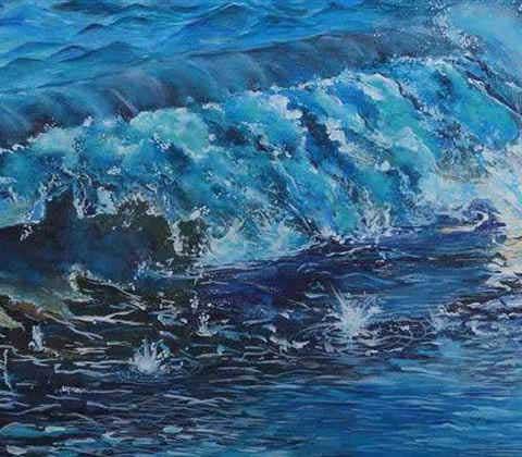 painting by Shriya Nulkar
