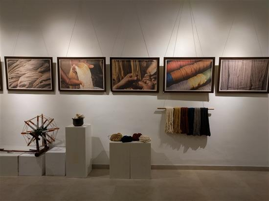 Photo exhibition - 'Cotton to Cloth' at Indiaart Gallery