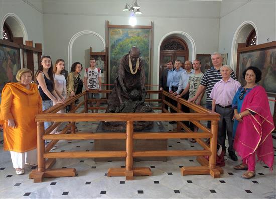 Russian Delegation - Pune City Tour