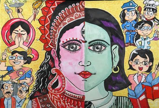 Jaysi Nigam (17 years), Varanasi, Uttar Pradesh