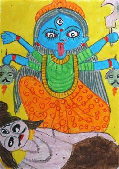 Swarnankita Deb (6 years), Agartala, Tripura